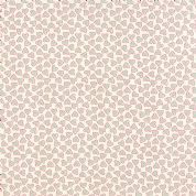 Moda North Woods by Kate Spain - 4815 - Bliss, Scattered Hearts in Pale Aqua and Red - 27247 13 - Cotton Fabric